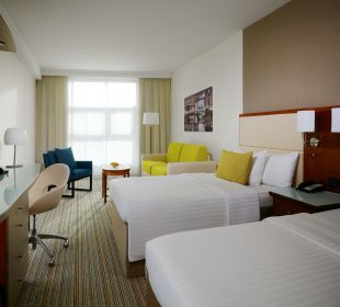 Superior Room Courtyard Hotel by Marriott Berlin Mitte