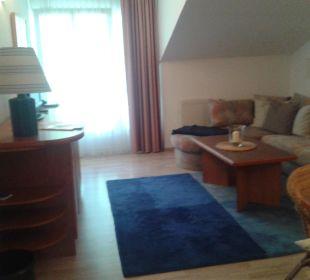 Wohn-Essraum App. 422 Hotel Villa Granitz