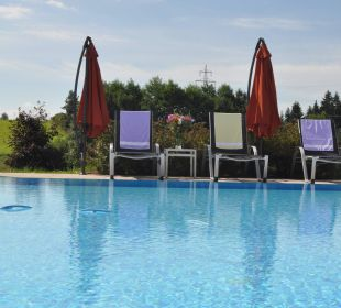 Pool Hotel Ottenstein