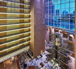 Lobby Hilton Frankfurt City Centre