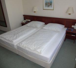 Zimmer 320 Comfort Hotel Weißensee
