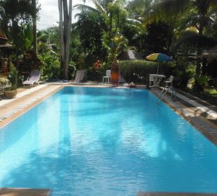 Piscine Hotel Na Thai Resort