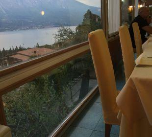 Ausblick aus Restaurant Hotel Cristina