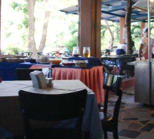 Наш скромный ресторанчик Hotel Pattaya Garden