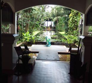 Lobby Anantara Bophut Koh Samui Resort