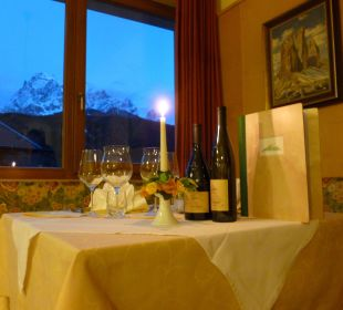 Galadinner Biovita Hotel Alpi
