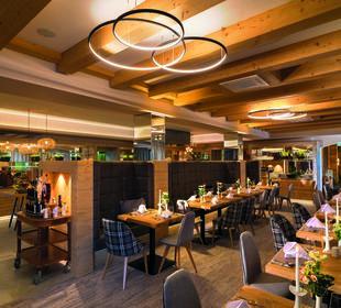 Unser neues Restaurant Aktivhotel Alpendorf