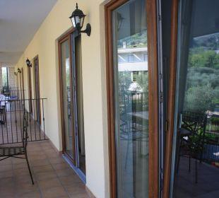 Der Balkon Residenza Le Due Torri