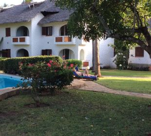 Bustani Garten  Leisure Lodge Resort