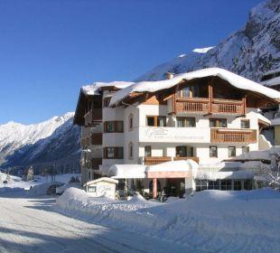 Hotel Gundolf im Winter Hotel Gundolf