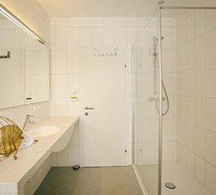 Badezimmer Seevillen Excelsior