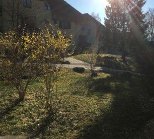 Ausblick Dorint Sporthotel Garmisch-Partenkirchen