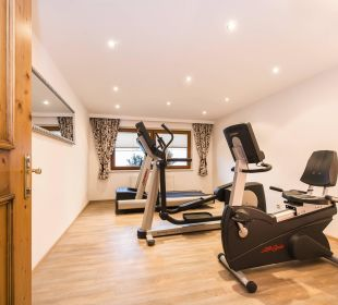 Fitnessraum Sporthotel Brugger