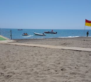 Schöner Strand  Belek Beach Resort Hotel