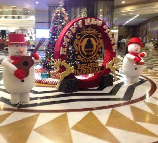 Weihnachten im Imperial Hotel Delphin Imperial