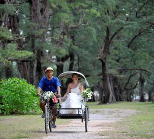 Western Wedding Ceremony Hotel Dewa Phuket