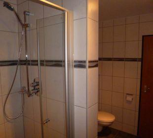 Bad Komfortzimmer Pension Haus Hochstein