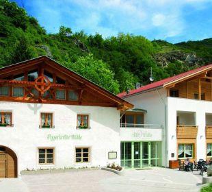 Aussenansicht Hotel Alte Mühle