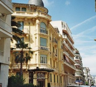 Hotel Gonoud Nizza Hotel Gounod Nice