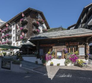 Außenansicht Sunstar Boutique Hotel Beau-Site Saas-Fee