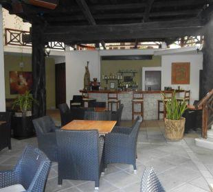 Frühstücksräumlichkeit Hotel Posada Riviera del Sol