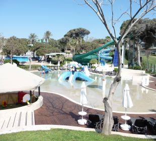 Kinderpool mit Sandboden Gloria Verde Resort