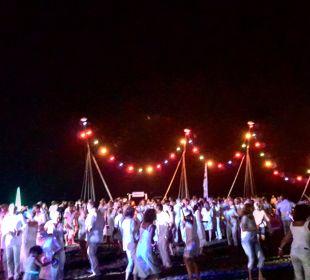 White Night  Club Aldiana Zypern
