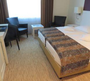 Zimmeransicht Hotel Munte am Stadtwald - Ringhotel