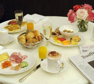 Breakfast Hotel Schweizerhof Luzern