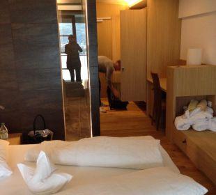 Zimmer Hotel Residenz Pazeider