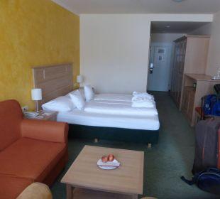 Großes Zimmer Das Hotel Eden
