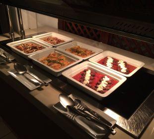 Abendbuffet Blue Bay Halkidiki