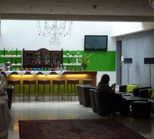 Bar - nicht in Betrieb Faulenzerhotel