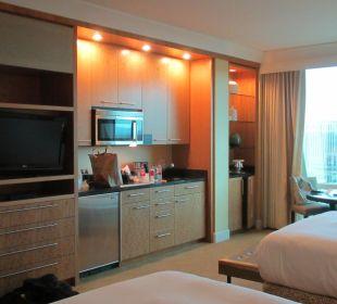 Zimmer mit Küche Hotel Trump International