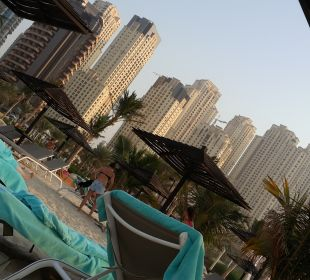 Strand Le Royal Méridien Beach Resort & Spa Dubai