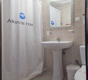 Bathroom Hotel Alkyonis