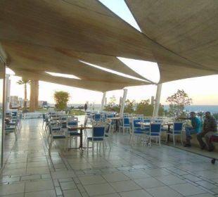 Terrasse Hotel Hilton Hurghada Plaza