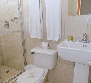 Bathroom Hotel Centroamericano