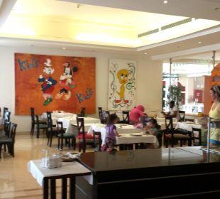 Kinderabteilung Restaurant