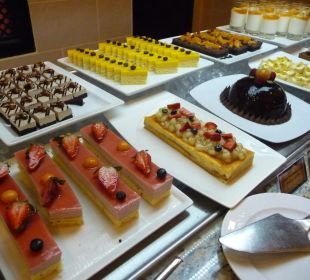 Büffet Desserts
