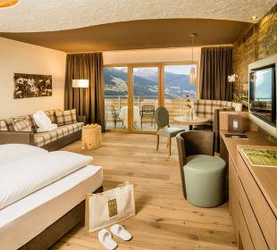 Piz Lun Zimmer Alpin & Relax Hotel Das Gerstl