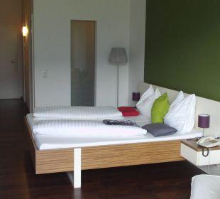 Loftzimmer Hotel Landhaus Knura