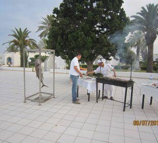 Thunfisch und Grill Royal Lido Resort & Spa
