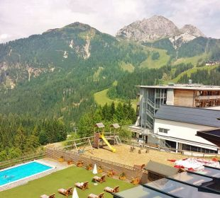 Pool Hotel Gartnerkofel