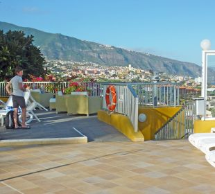 Ausblick vom Pool Hotel Tigaiga