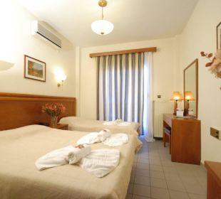 Triple room Hotel Alkyonis