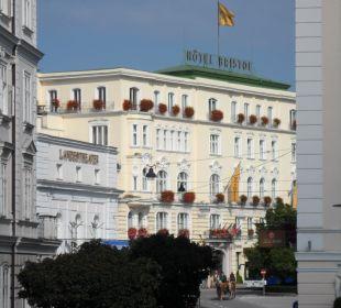 Hotel Bristol  Hotel Bristol Salzburg