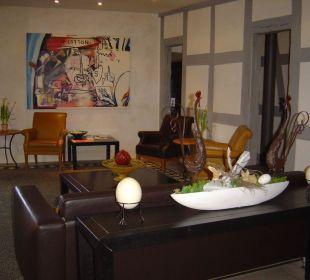 Im Foyer Romantik Seehotel Sonne