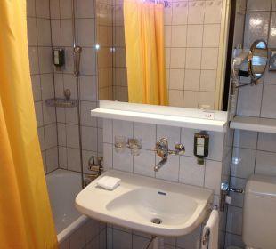 Badezimmer Hotel Meierhof