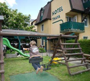 Garten Hotel Thaya